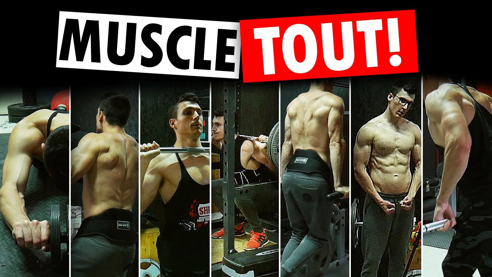 LES 7 EXERCICES LES PLUS EFFICACES EN MUSCULATION