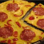 Pizza préhistorique !