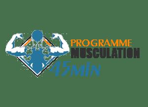 Programme Musculation 45 minutes-PaléoFit